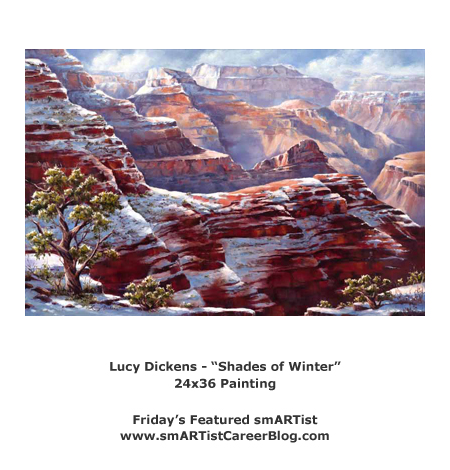 Lucy Dickens - Shades of Winter