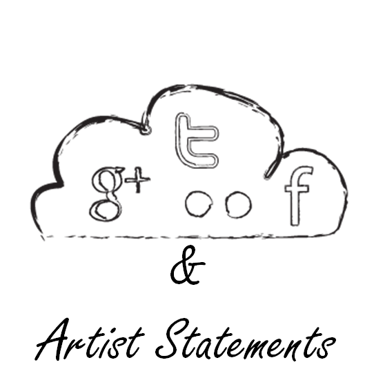 Social Media and Artist Statements