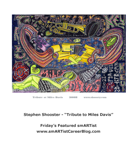 Stephen Shooster- Tribute To Miles Davis