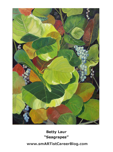 Betty Laur - Seagrapes