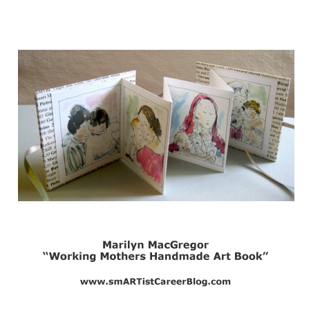 Marilyn MacGregor's Working Mothers Handmade Art Book